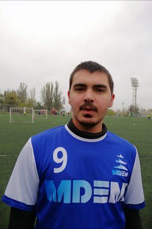 Бахрамов Руслан Фархадович